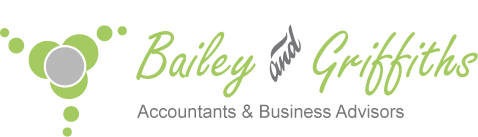 Bailey and Griffiths Accountants Logo