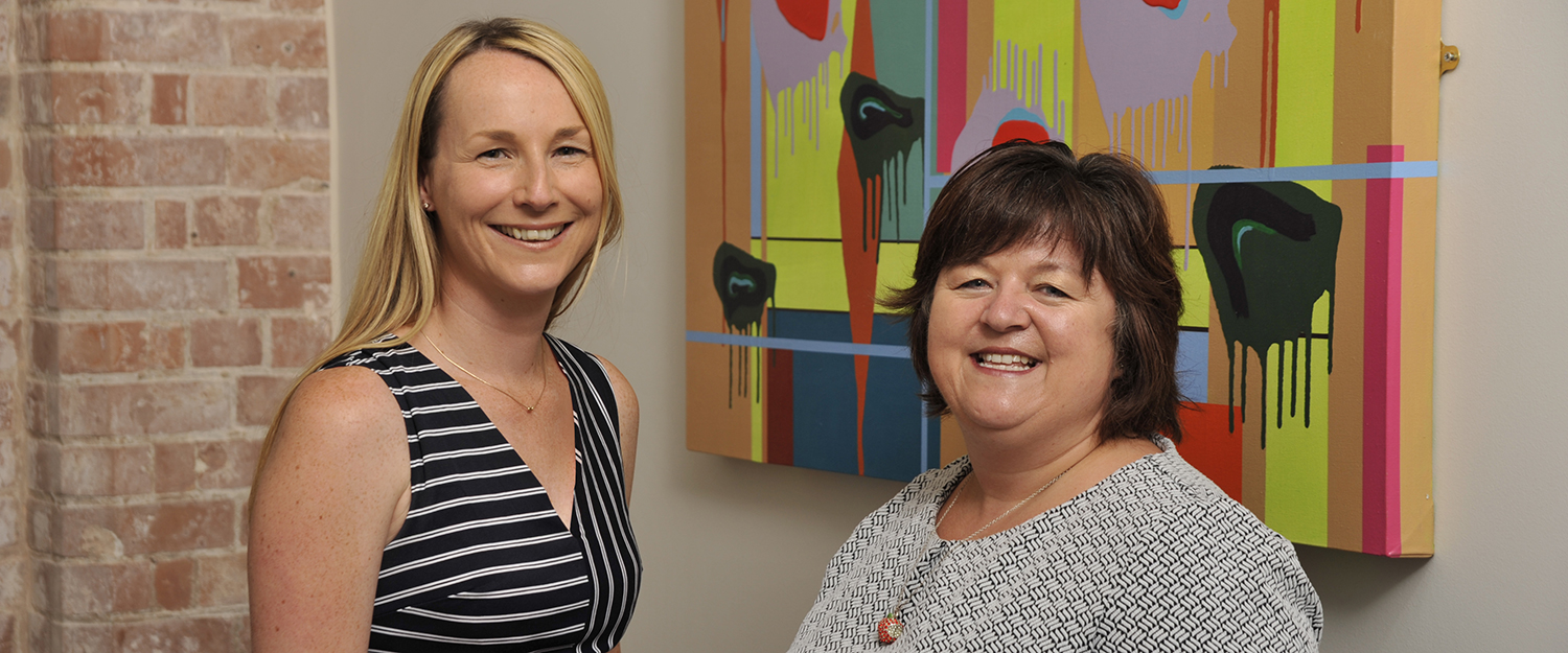 Jeanette Bailey and Tracey Griffiths Accountants
